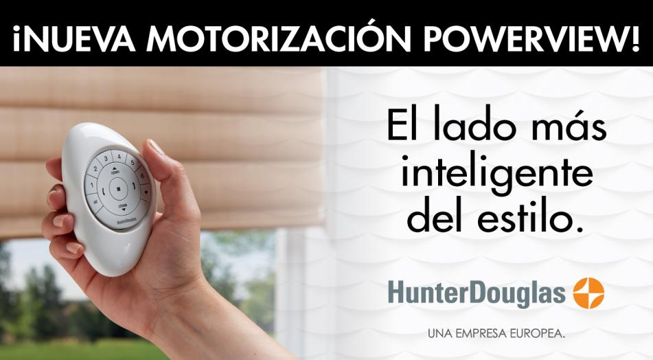 NUEVA MOTORIZACIÓN POWER VIEW